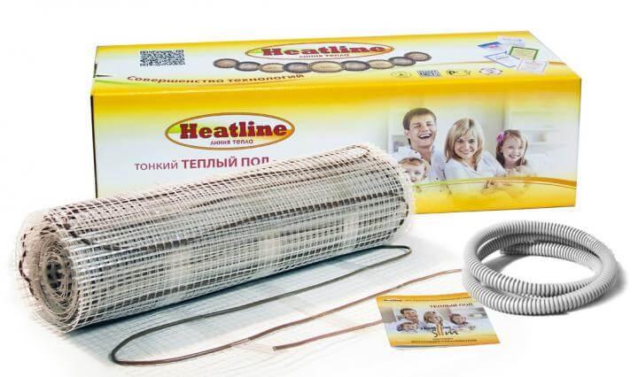 Теплые полы и терморегуляторы
