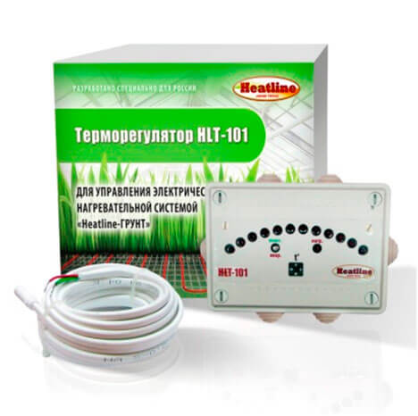 Терморегулятор для систем «Heatline-ГРУНТ»