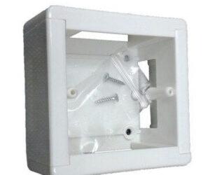 Установочная коробка для наружного монтажа терморегуляторов