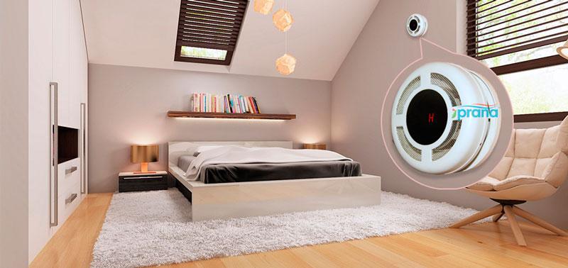 Приточно-вытяжная вентиляция. Рекуператор прана
