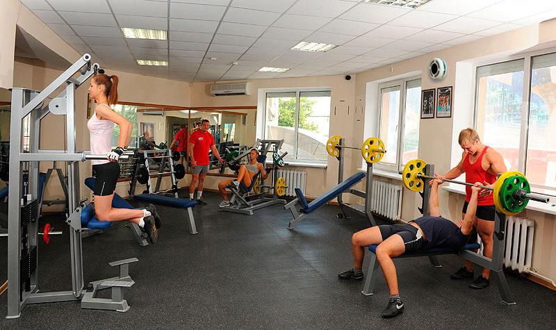 вентиляция рекуперация спортзалов и фитнес центров
