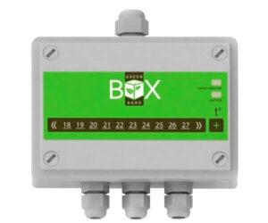 Терморегулятор для систем обогрева грунта ТР 600