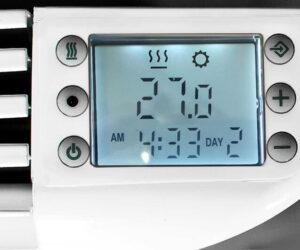 электрический радиатор с климат контролем